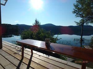 All season retreat And acreage  on Babine Lake