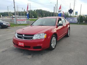 2013 Dodge Avenger !!CERTIFIED!!FINANCING!!WARRANTY!!