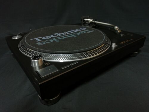 Technics SL-1200MK6 Black Direct Drive DJ Turntable in Excellent Condition