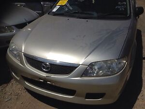 Mazda BJ 323 98 99******2001 2002 parts wrecking Seven Hills Blacktown Area Preview