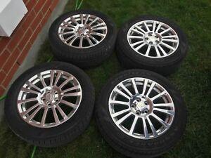 "Mags Chevrolet Cruze Eco 17"" avec pneu d'été"