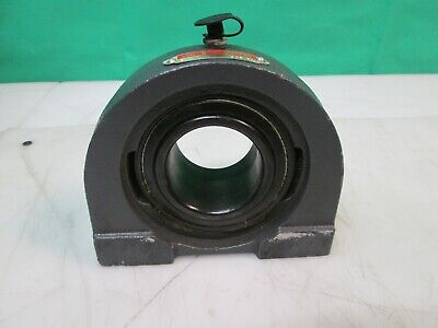 Sealmaster Tb-32r Tapped Base Pillow Block Bearing 2 Shaft New Free Shipping