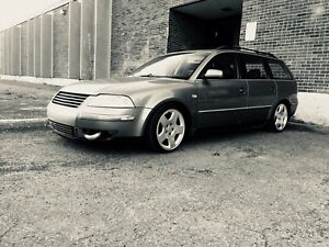 Passat wagon stage 2