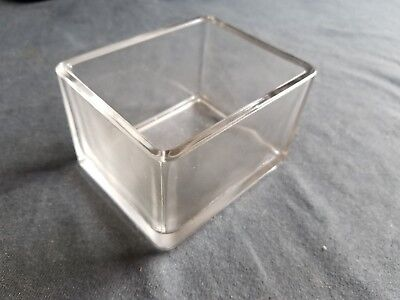 Wheaton 20-slide Glass Staining Dish No Cover 900201
