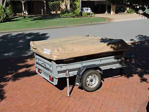Oztrail camper trailer Edgewater Joondalup Area Preview