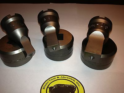 14 516 38 - 3 Sets Of Square Tools For Edwards Cst Ironworkers
