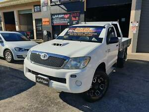 2010 Toyota Hilux 4X4 TURBO DIESEL FROM ONLY $65 PW FINANCE TODAY ! Slacks Creek Logan Area Preview