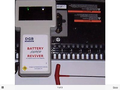 Segway Lithium Ion Battery Reviver Service for sale  Crediton
