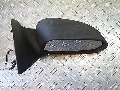 Fiat Brava SX elek. Außenspiegel Spiegel rechts schwarz unlackiert Magneti Marel