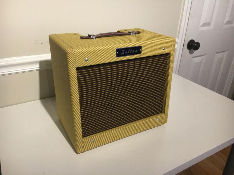 Tweed Champ Amp 5F1 5 Watts