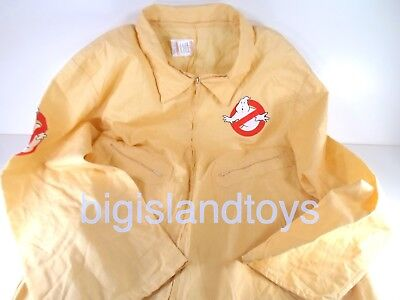 Ghostbusters Jumpsuit Columbia Licensed Rubie's Costumes Mens Tall One Size - Ghostbusters Jumpsuit
