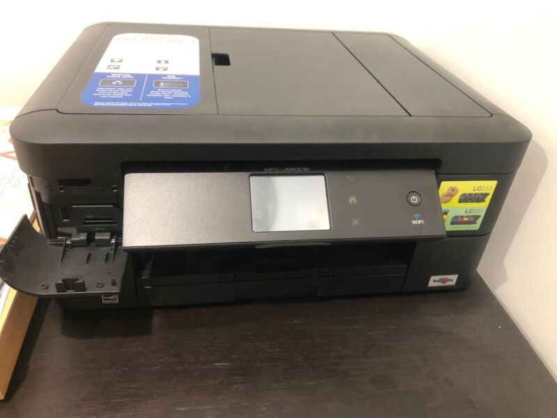 Brother Mfc J680dw Printer47scanner47copier Printers