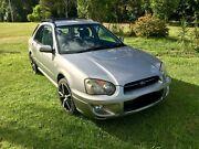 Subaru Impreza hatch AWD 2.0L low km. Cooroy Noosa Area Preview
