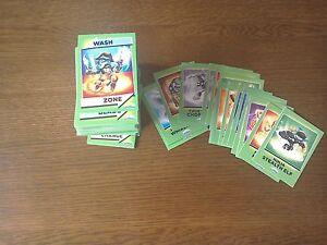Topps Skylanders Swap Force Trading Cards FULL SET OF 256 BASE CARDS  LOOSE