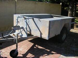 Custom built offroad campertrailer Hillarys Joondalup Area Preview