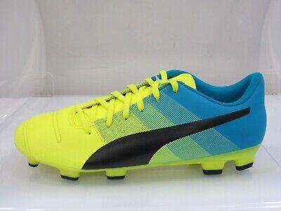 Puma Evopower 4.3 FG Firm Ground Mens Football Boots Size UK 8 / EU 42 (G5K)