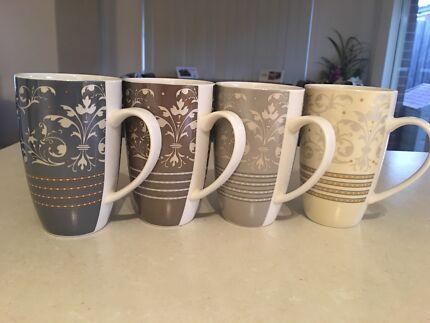 Maxwell Williams mugs