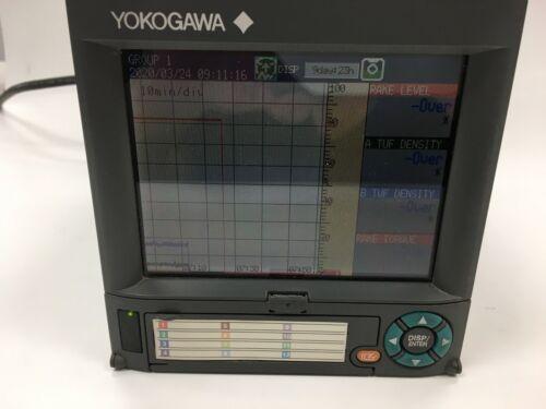 YOKOGAWA DX1006-1-4-2 Chart Recorder