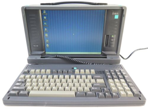 Dolch PAC 586 Portable Computer Network Sniffer- Boots to Windows 95 - PAC586
