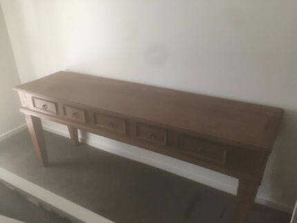 balinese style table