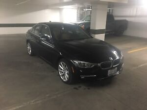 2017 BMW 330i X-Drive Lease $535/month