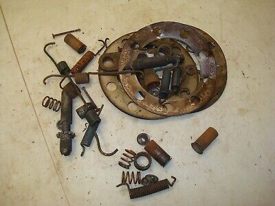 Ford 801 Tractor Brake Hardware Springs Axle Shims 800