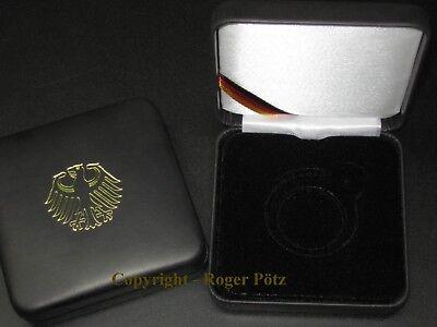Münzetui für 200 Euro Gold Währungsunion 2002 BRD