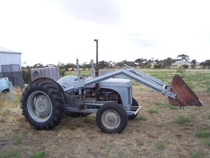 TEA 20 Massey Ferguson Tractor Cambrai Mid Murray Preview