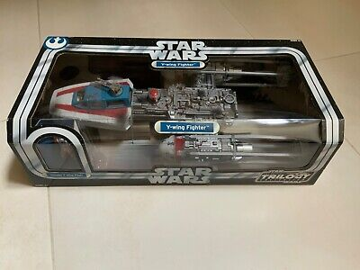 Star Wars OTC Original Trilogy Collection Y-Wing Fighter Excellent condition