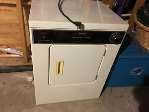 Clothes dryer-120V