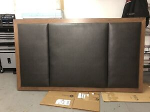 SELLING BRAND NEW CONDITION KING SIZED HEADBOARD