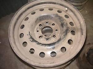 Escort 15 inch steel wheels x 4 Kelmscott Armadale Area Preview