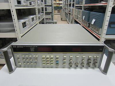 Hp3708a Noise And Interference Test Set