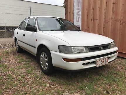 1998 Cheap Car—Toyota Corolla $2000– Automatic