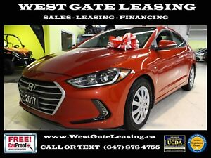 2017 Hyundai Elantra | REAR VIEW CAMERA | BLIND SPOTS | HEATED W