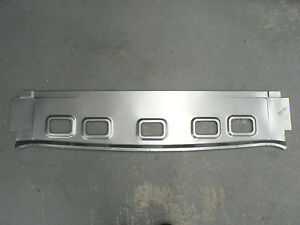 Ford xa xb xc coupe parcelshelf replacement panel