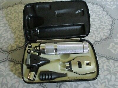 Welch Allyn 2.5v Rechargeable Handle - Otoscopeopthalmoscope Set