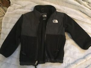 North Face Toddler jacket fits age  4T or 5  Reg. $70