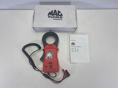 Mac Tools Em110 Acdc Current Clamp Adapter New In Box