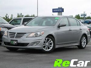 2013 Hyundai Genesis 3.8 HEATED LEATHER | SUNROOF