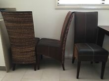 8 x dining room chairs Eastwood Ryde Area Preview