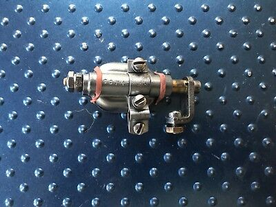 Farmall H4 Magneto Kill Switch
