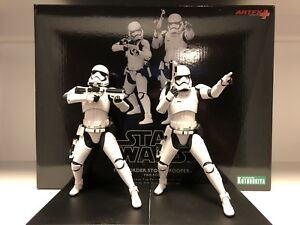 Star Wars first order stormtroopers