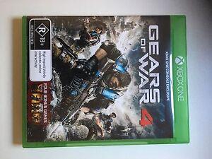 Gears of War 4 (Xbox One) + Originals Doonside Blacktown Area Preview