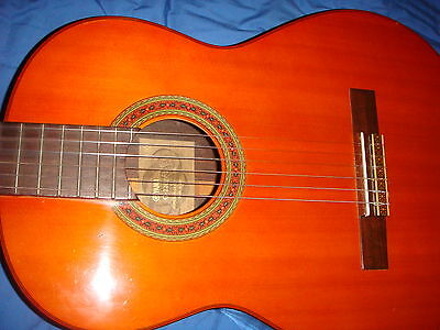 Classical Guitar Made By Yamaha
