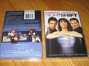General Hospital: Night Shift (DVD, 2008, 3-Disc Set) Brand New