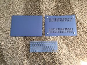 "Violet MacBook Air 13"" case"