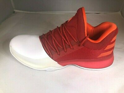 NEW MENS ADIDAS HARDEN VOL.1 SNEAKERS BW0547-SHOES-BASKETBALL-SIZE 9.5