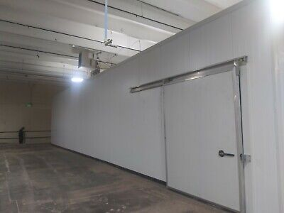 Custom Walk-in Cooler 16w X 14d X 11h Bar Bakery Butcher Restaurant Gas Part