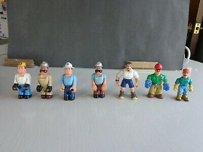 Vintage Fisher Price Husky Helper Action Figures and More